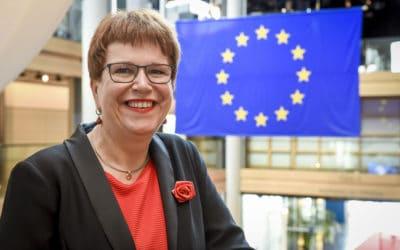 Jahresrückblick 2019: Ein erfolgreicher Start im Europaparlament