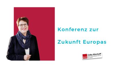 Beteiligung von Bürger*innen und Zivilgesellschaft an der Konferenz zur Zukunft Europas