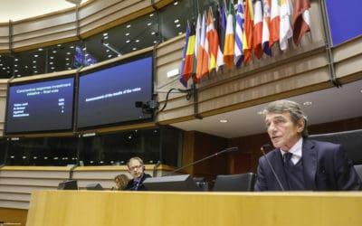 Plenum am 26.03.2020: Meine Stimmerklärung