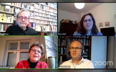 Bericht zum Online-Panel am  29.04.2020