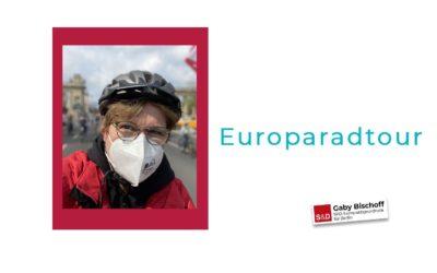 Einladung zur Europaradtour