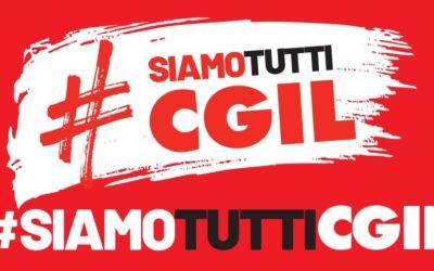 Solidarität mit der italienischen Gewerkschaft CGIL